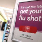 上個流感季致命率創48年新高 疫苗接種率低可能是主因