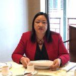 競選連任 馬靜儀鼓勵華裔投票 鞏固政治力量