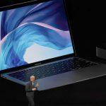 蘋果發表新iPad Pro、Mac電腦 皆為無邊框設計