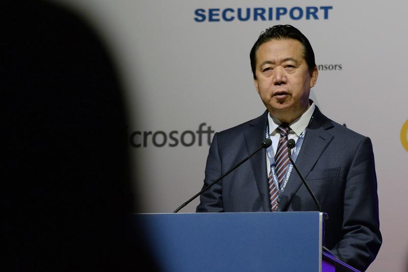 前國際刑警組織主席孟宏偉。Getty Images