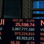 科技股帶頭下殺 重挫831點 跌幅8個月來最大