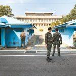 南韓國防部:11月起兩韓停止敵對行動