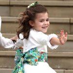 比喬治王子、夏綠蒂公主更搶眼的花童!她到底是誰?