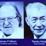 諾貝爾醫學獎揭曉 美日免疫學者獲獎