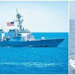 至少兩艘任務多天 美擬再派軍艦過台海 升高美中緊張