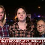 南加槍擊現場/華裔女大生驚逃時看到槍手 「我停止呼吸 心跳飛快」