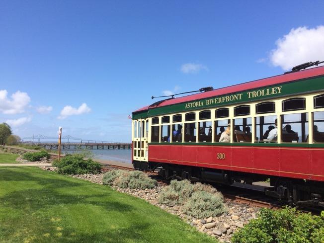 旅客可搭乘怀旧小火车。