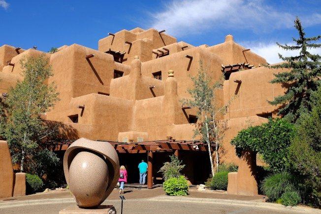 北美風情話 | 美國最老的古城之一 新墨西哥州聖塔費