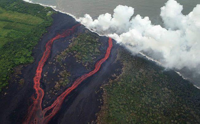 夏威夷大島地震不斷 居民擔心幾勞亞火山再噴發