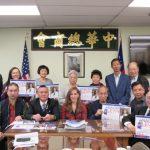 樂文進軍國會 訪中華總商會拜票 決捍衛SHSAT