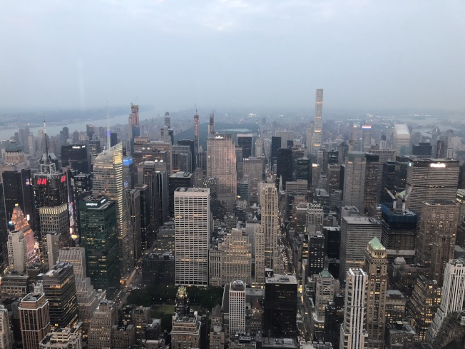 主計長辦公室發表的2018財年紐約市綜合財政報告顯示,紐約市財政情況良好,失業率達到歷史新低。(記者洪群超╱攝影)