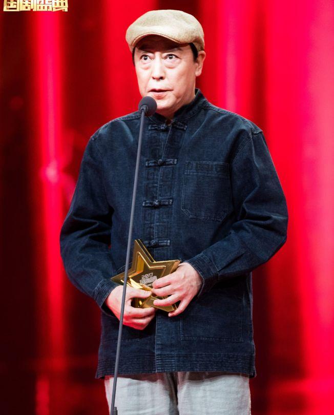 倪大紅擔心年紀限制能演的角色。(取材自微博)