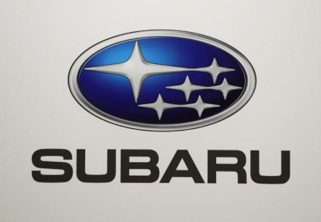 速霸陸公司現正在全球召回超過40萬輛汽車,以修復可能導致失速故障的引擎零件。(歐新社)