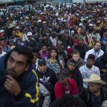 憂民兵、毒販、走私滲透……軍方評估「大篷車」:沒有恐怖分子