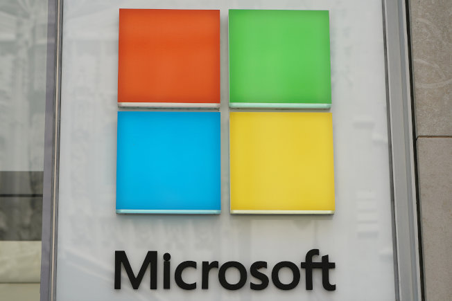 微軟提醒消費者及中小型企業正視使用盜版軟體的風險。(路透)