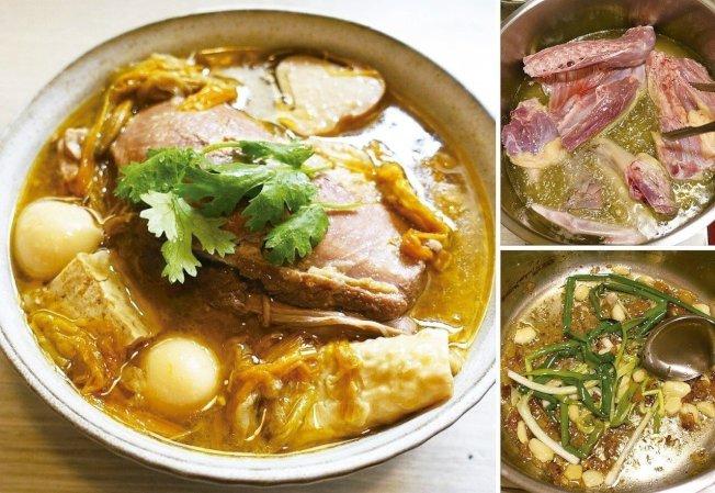 砂鍋鴨是歷史悠久的台菜功夫料理。圖/太陽臉