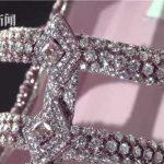 進博會明星展品/Jimmy Choo鑲萬顆粉鑽鞋 價值3000萬