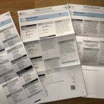 通訊投票格式改變 選民小心填