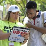 不再政治冷感!期中選舉 青年提早投票率暴增