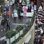 購物季銷售將逾兆元 實體店增4.4% 電商占比12.3%