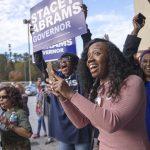 非裔吉倫、艾布蘭失利 關鍵喬州、佛州 共和黨力保江山