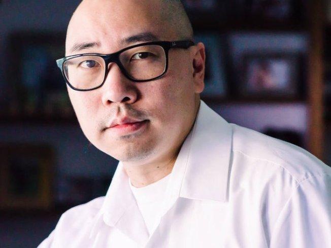 Jean-Louis Kong當選綠溪市學委。(取自社交網站)