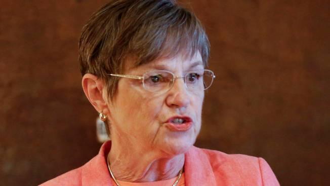 民主黨的凱利(Laura Kelly)贏得堪薩斯州州長選舉。(凱利官方臉書)