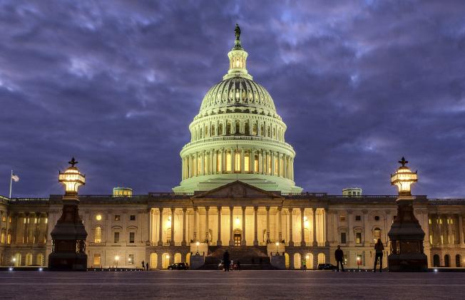 期中選舉過後,兩黨在國會參眾兩院對抗勢必加劇。(美聯社)
