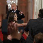 CNN記者槓川普竟被控「性騷」 遭取消白宮採訪證