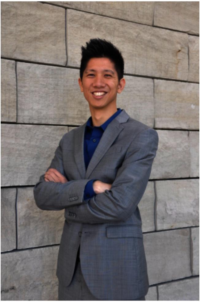 方友明當選桑市議員,成為桑市史上第三位亞裔市議員,也可能是桑市歷年來最年輕的一位市議員。(圖:本報檔案照片)