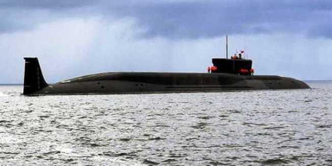 印度自製首艘可攜帶核子彈頭的核動力潛艦「殲敵號」(INS Arihant)。 擷自The New INDIAN EXPRESS