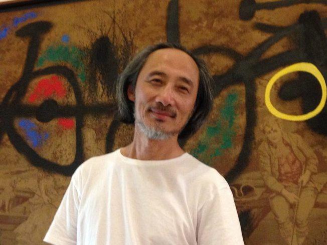 作家馬建原定10日於中環「大館」舉行香港國際文學節講座,臨時被取消。(取材自臉書)