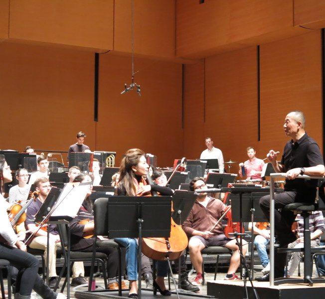 「東方的鳥到西方」 譚盾實驗性交響樂 讓觀眾手機參演