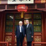 王毅會季辛吉:中美可做大經貿合作蛋糕