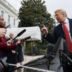 川普再槓媒體:CNN記者問「蠢問題」