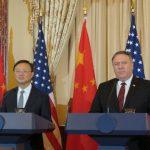 外交安全對話 龐培歐:美無意對中發起「冷戰」