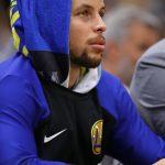 NBA/柯瑞傷勢不重 勇士盼他慢慢養