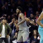 (影音)NBA/安比德42分 七六人延長賽險勝