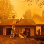 加州野火直撲太平洋 川普痛批環境管理不善