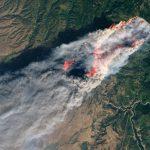 加州2場山火燒得慘  一夕暴增至25死