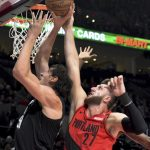NBA/快艇緊追打得吃力 兵敗波特蘭