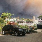 南加燒毀8萬畝 25萬人撤離