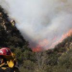 加州野火太快太猛 消防員只能先救人 眼睜睜看火吞噬小鎮