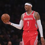 NBA/甜瓜不甜 火箭提分手?