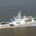 蜜月期過 中國4艘海警船駛近釣魚島
