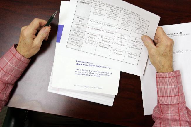 醫療支出的規定及專有詞彙繁多,閱讀合約前應該先行了解。(Getty Images)