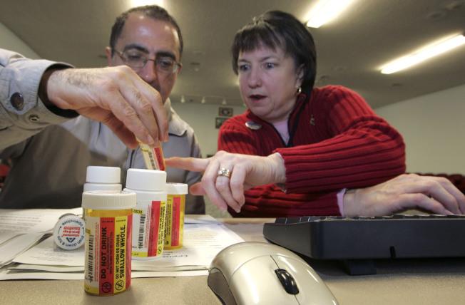 D部分支付處方藥費用,要依個人的健康需求選擇計畫。(Getty Images)
