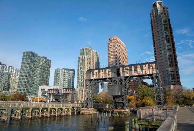 纽约市皇后区长岛市 。(Getty Images)