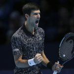 ATP年終賽/首戰告捷 喬科維奇放眼第6冠
