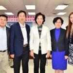 中國全國政協考察團訪休 聆聽僑情